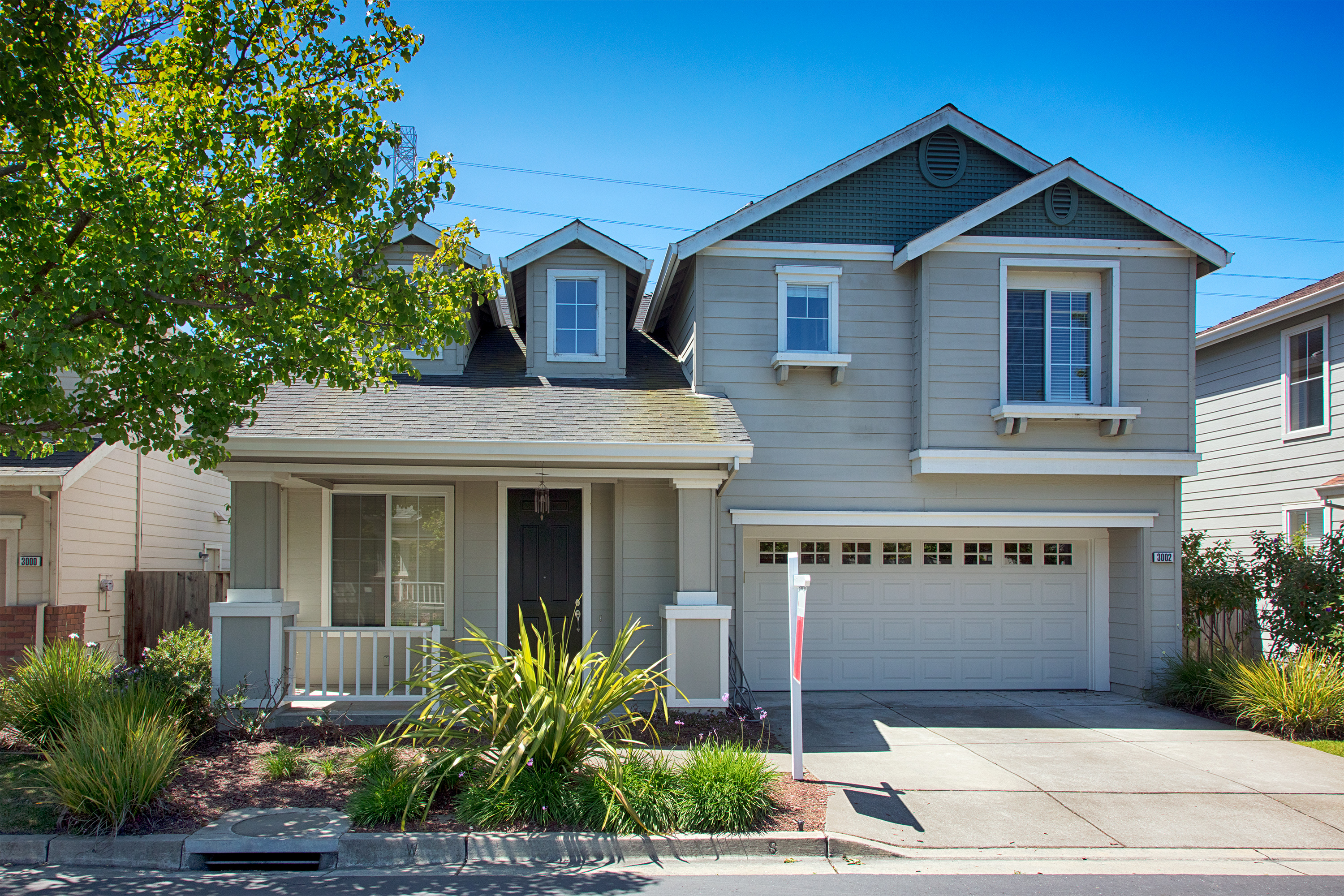 Front View - 3002 Whisperwave Cir, Redwood Shores 94065