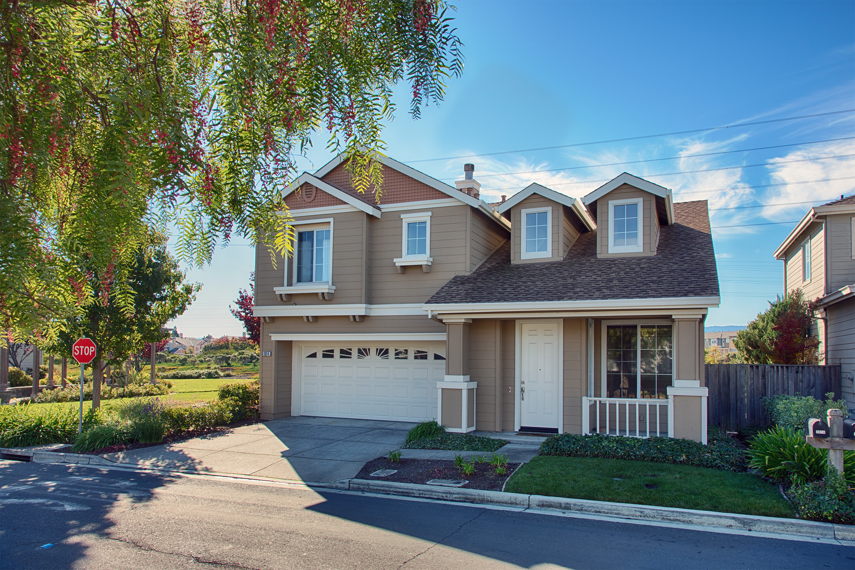 Front View - 3014 Whisperwave Cir, Redwood Shores 94065