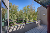 928 Wright Ave 1002, Mountain View 94043 - Balcony (A)