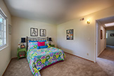 105 Belglen Way, Los Gatos 95032 - Bedroom 3 (C)