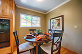 105 Belglen Way, Los Gatos 95032 - Breakfast Area (A)