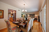 105 Belglen Way, Los Gatos 95032 - Dining Room (D)