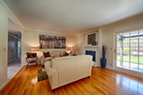 105 Belglen Way, Los Gatos 95032 - Living Room (A)