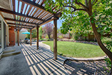105 Belglen Way, Los Gatos 95032 - Patio (A)