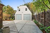 2149 Bowdoin St, Palo Alto 94306 - Backyard (E)