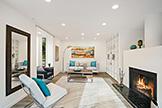 2149 Bowdoin St, Palo Alto 94306 - Living Room Ac