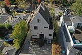 2149 Bowdoin St, Palo Alto 94306 - Overhead Back View (A)