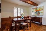 1126 Brewster Ave, Redwood City 94062 - Dining Room (A)
