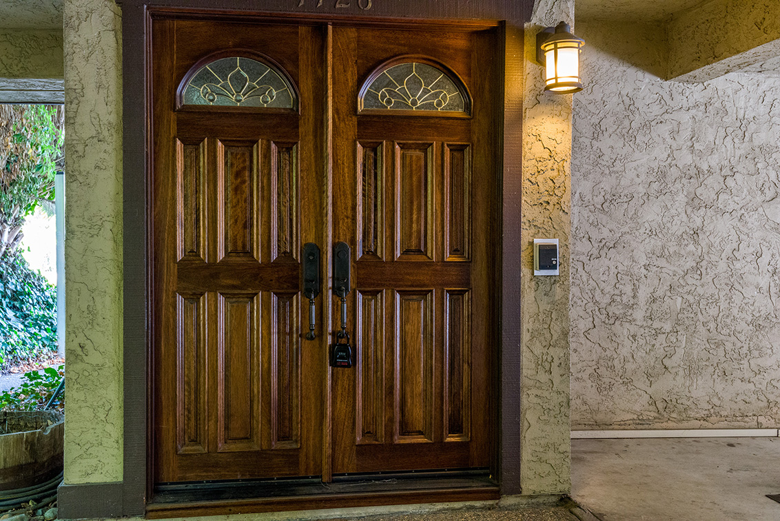 Front Door (A) - 1126 Brewster Ave