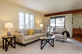 1126 Brewster Ave, Redwood City 94062 - Living Room (A)