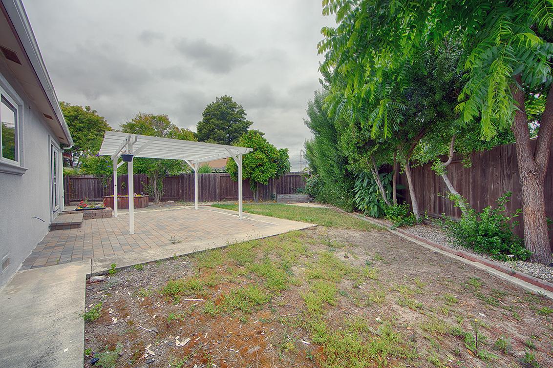 Backyard (A) - 6239 Castillon Dr