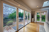781 Channing Ave, Palo Alto 94301 - Family Room View (A)