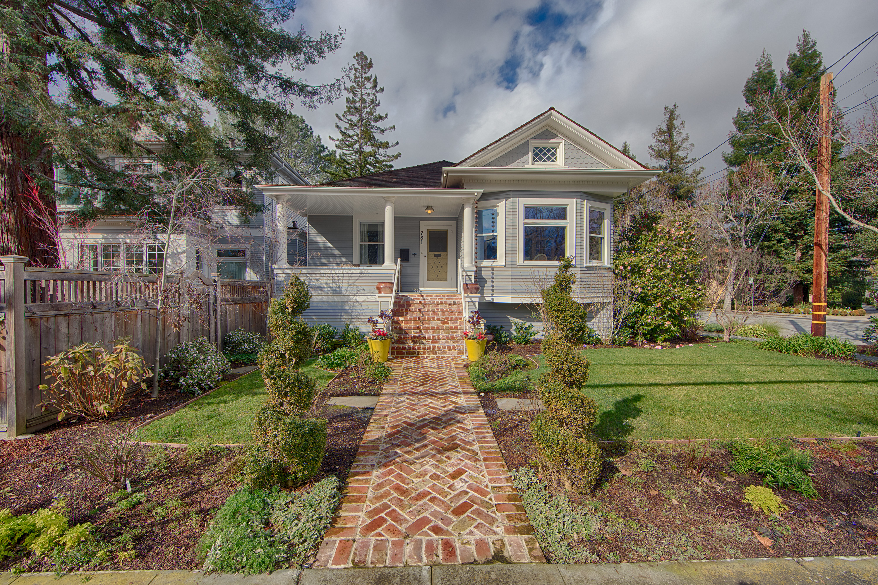 Front View - 781 Channing Ave, Palo Alto 94301