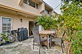 125 Connemara Way 162, Sunnyvale 94087 - Backyard (B)