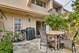 125 Connemara Way 162, Sunnyvale 94087 - Backyard (C)