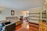 Living Room - 125 Connemara Way 162, Sunnyvale 94087