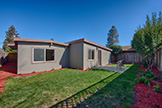 566 Cypress Ave, Sunnyvale 94085 - Backyard (A)