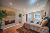 566 Cypress Ave, Sunnyvale 94085 - Master Bedroom (A)