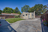 90 Dexter Ave, Redwood City 94063 - Backyard (A)