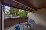 1001 E Evelyn Ter 114, Sunnyvale 94086 - Balcony (A)