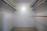 1001 E Evelyn Ter 114, Sunnyvale 94086 - Master Closet (A)