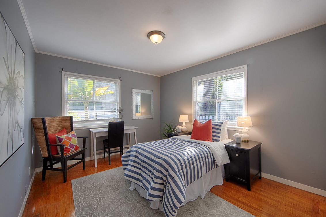 Bedroom 2 (A) - 1400 Edgewood Rd