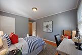 Bedroom 2 (C) - 1400 Edgewood Rd, Redwood City 94062