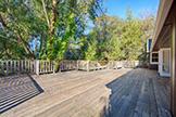 Deck (A) - 1400 Edgewood Rd, Redwood City 94062