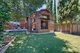 4123 Fair Oaks Ave, Menlo Park 94025 - Backyard (A)