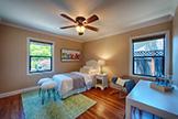 4123 Fair Oaks Ave, Menlo Park 94025 - Bedroom 3 (A)