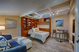 4123 Fair Oaks Ave, Menlo Park 94025 - Cottage Living Area (A)