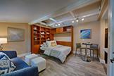 Cottage Living Area (A) - 4123 Fair Oaks Ave, Menlo Park 94025
