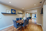 4123 Fair Oaks Ave, Menlo Park 94025 - Dining Room (A)