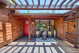 4123 Fair Oaks Ave, Menlo Park 94025 - Entrance (A)