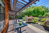 4123 Fair Oaks Ave, Menlo Park 94025 - Front Deck (A)