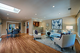 4123 Fair Oaks Ave, Menlo Park 94025 - Living Room (A)