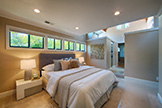 4123 Fair Oaks Ave, Menlo Park 94025 - Master Bedroom (A)