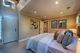 4123 Fair Oaks Ave, Menlo Park 94025 - Master Bedroom (C)