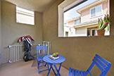 Balcony (B) - 3732 Feather Ln, Palo Alto 94303