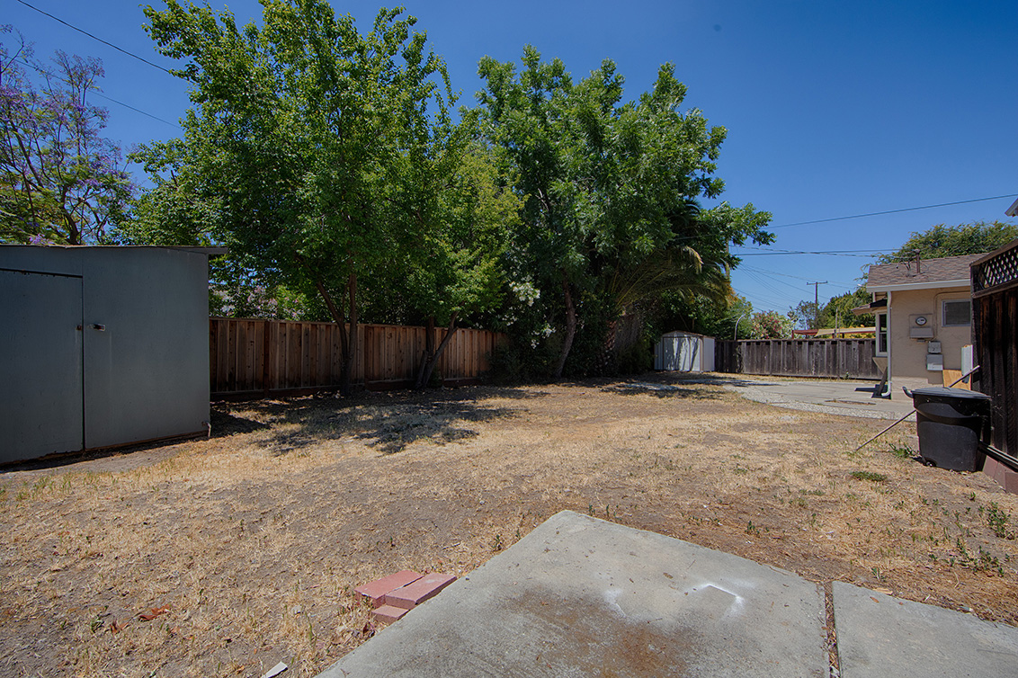 Side Yard (A)