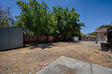 Side Yard (A) - 2881 Forbes Ave, Santa Clara 95051