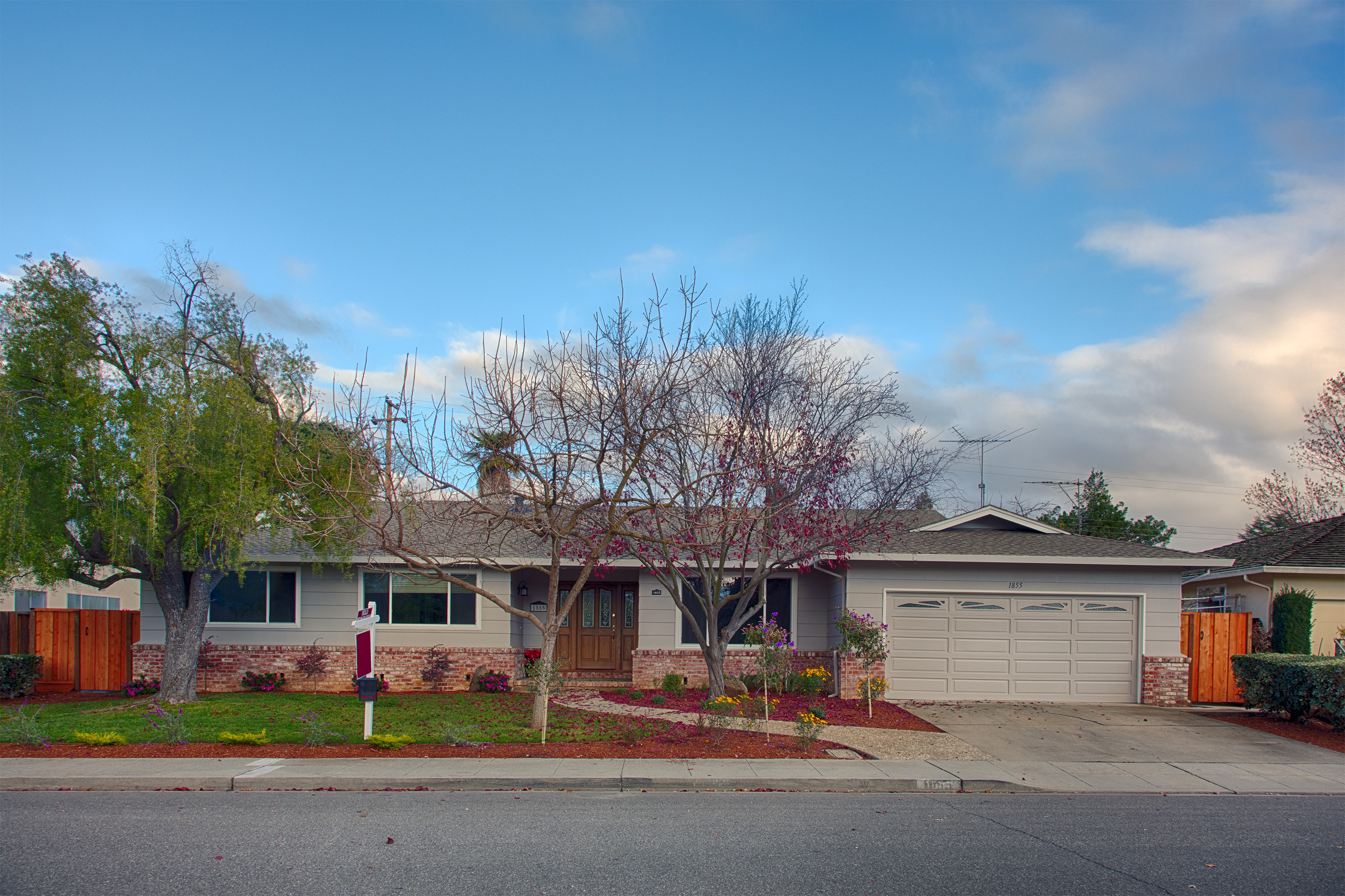 Front View - 1855 Fordham Way, Mountain View 94040