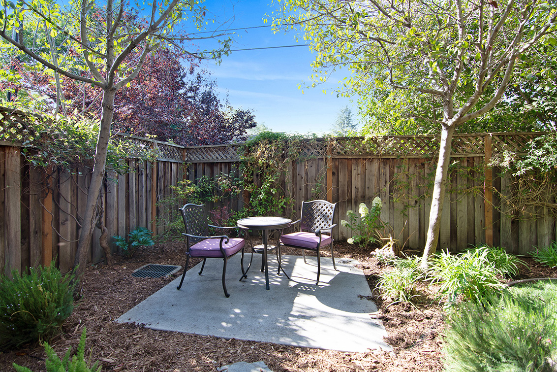 Backyard Patio (A)