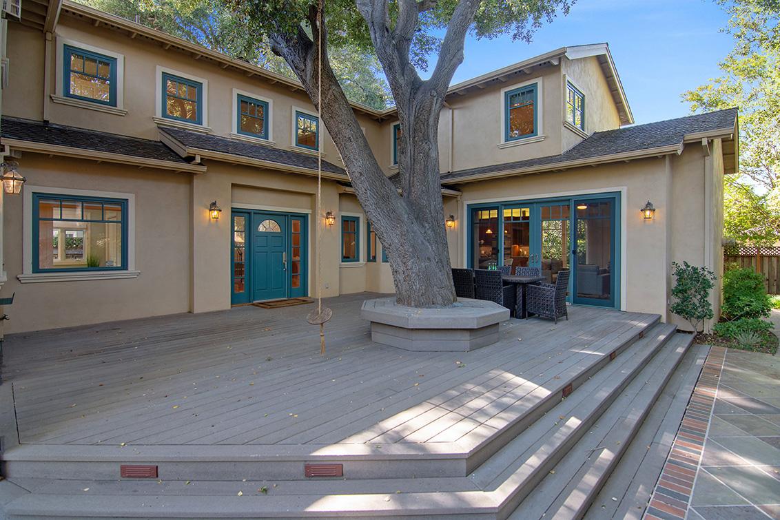 Front Entrance Side (B)