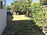 Yard (A) - 2736 Gonzaga St, East Palo Alto 94303