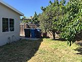Yard (B) - 2736 Gonzaga St, East Palo Alto 94303