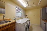 411 Grayson Ct, Menlo Park 94025 - Laundry (A)