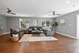 Living Room - 1442 Hampton Dr, Sunnyvale 94086
