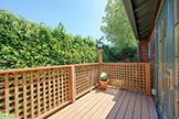 624 Harvard Ave, Menlo Park 94025 - Deck (A)