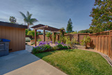 2311 Jewell Pl, Mountain View 94043 - Backyard (C)